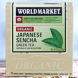 World Market® Organic Japanese Sencha Green Tea | World Market