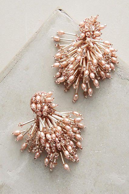 Mignonne Gavigan Beaded Burst Earrings