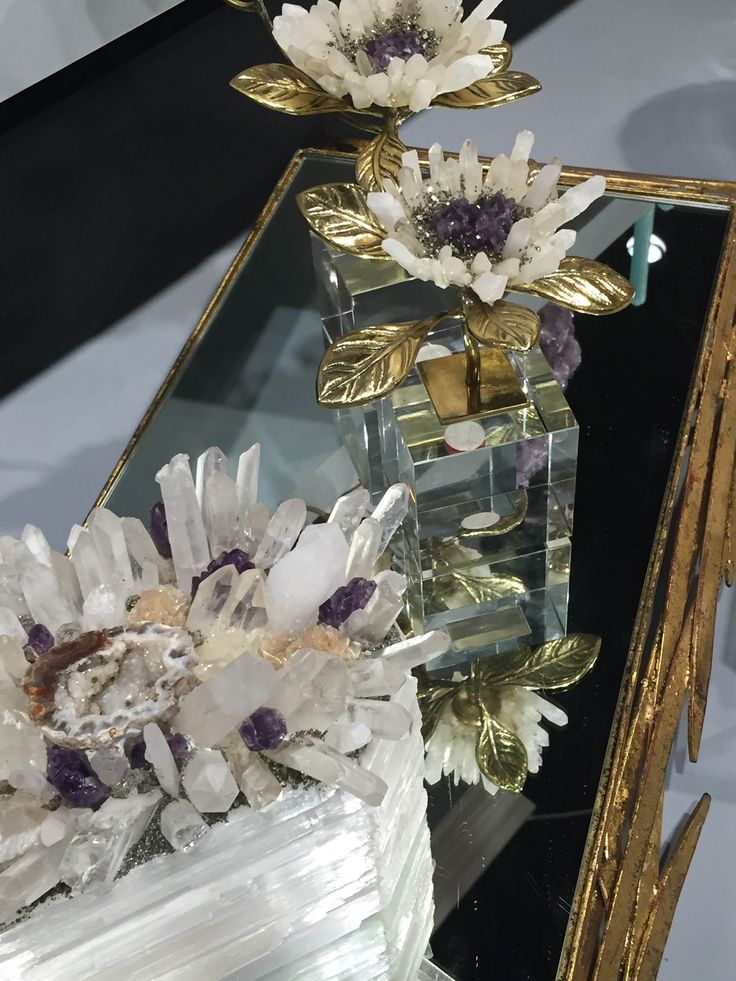 trend pretty please montage of crystal box and blooms by johnrichard