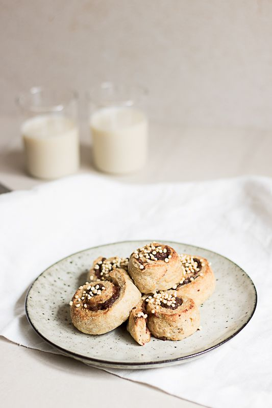 Cinnamon buns are Amazing! They are typically made from wheat flour, sugar and butter. These babies has ...