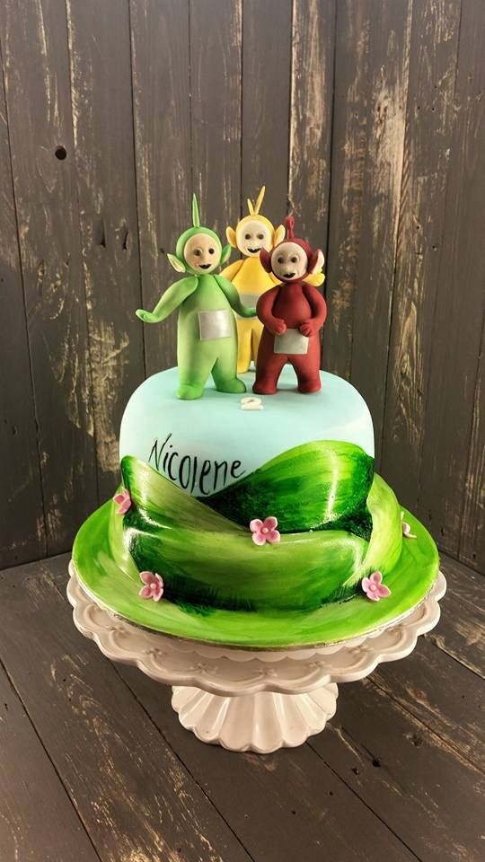 24 Best Images About Teletubbies Party Celebrations On