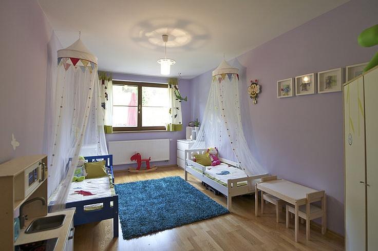 Dětský pokoj.