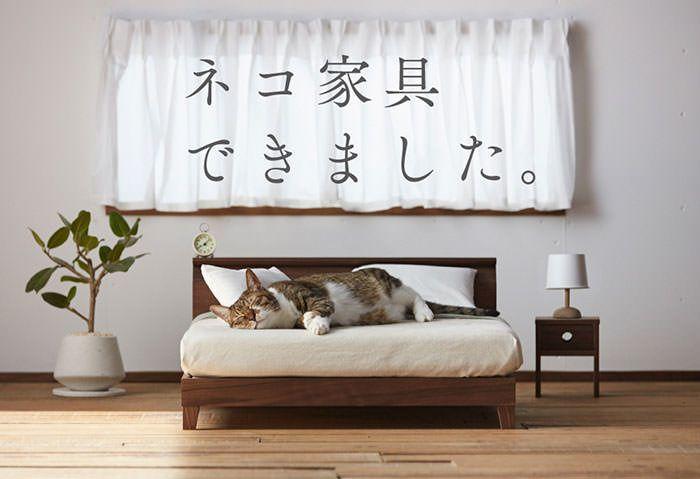 Coletivo de artistas cria linha de móveis especial para gatos com inspiração japonesa | Hypeness – Inovação e criatividade para todos.