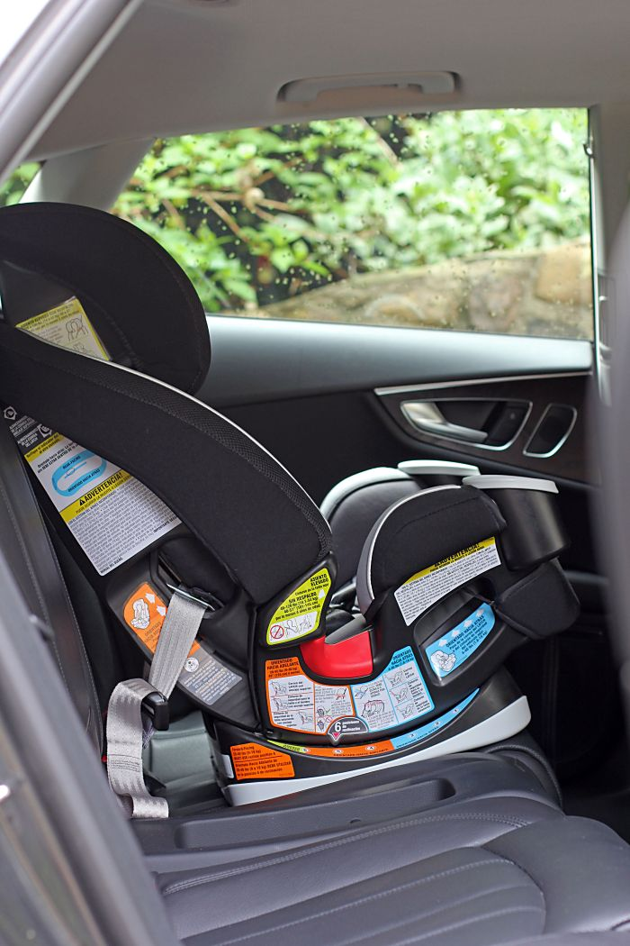 The Only Car Seat Youll Ever Need