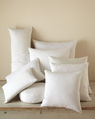 tired of sofa pillows going flat solution down u0026 feather pillow inserts iu0027ve had a decorative featherdown pillow for 10 years and itu0027s still fluffy