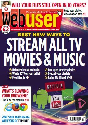 Webuser - 14 November 2013 English | 76 pages | True PDF | 22.00 Mb