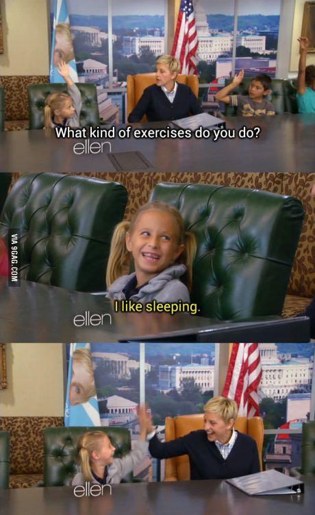 Well Said Kid.