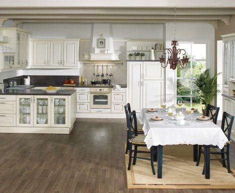 Rustikální kuchyně Omnia. Kuchyně a spotřebiče jedné značky - gorenje. #kuchyně #design #interiér #domov #gorenje