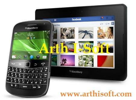 Benefits of Hire BlackBerry Application Development Company from India