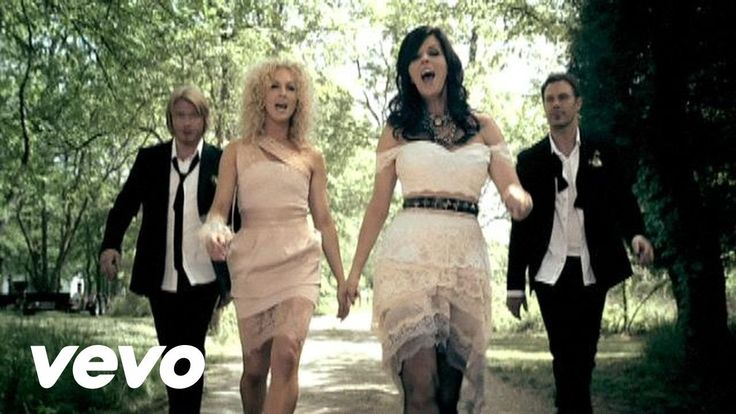 Music video by Little Big Town performing Little White Church.