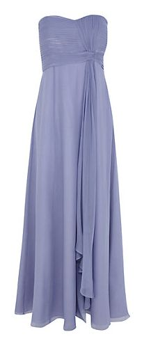 Dreamy Grecian Style Bridesmaid Dress