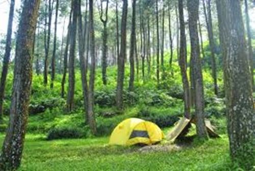 tempat camping paling lengkap di lembang bandung