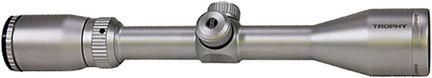 BUSHNELL INC Bushnell Trophy 3-9x40 Silver Multi-X Scope, EA