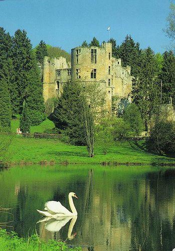 Beaufort Castle - Luxembourg, Germany