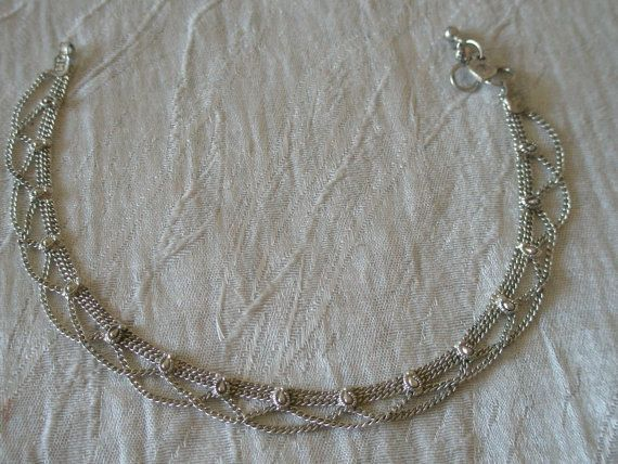 Hey, I found this really awesome Etsy listing at https://www.etsy.com/listing/173560401/indian-anklet-silver-colour