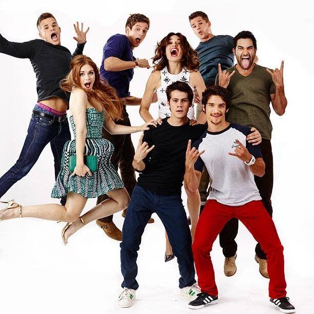 Teen Wolf S3