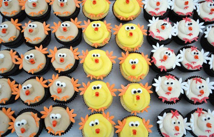 #animal #cupcakes