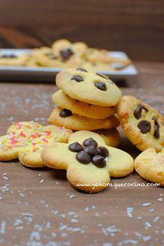 Galletas de Maíz Sin Gluten, galletas para celíacos hechas con ingredientes fáciles de encontrar, además son un postre sin lactosa y sin gluten.