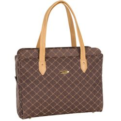#handbags  #luggage #coupons Pierre Cardin Signature Tote Now Only $19.47 Org. $100.00 Plus Free Shipping Use Promo Code PCT2  http://www.planetgoldilocks.com/handbags_luggage.htm
