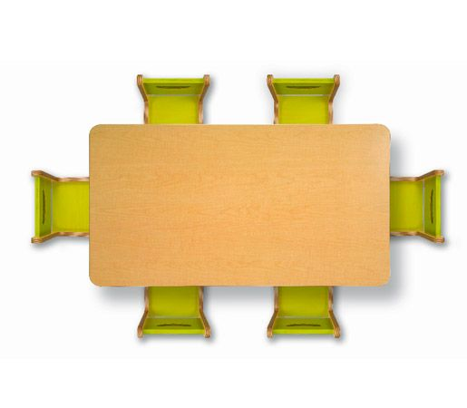 Whitney Plus: Rectangular Table