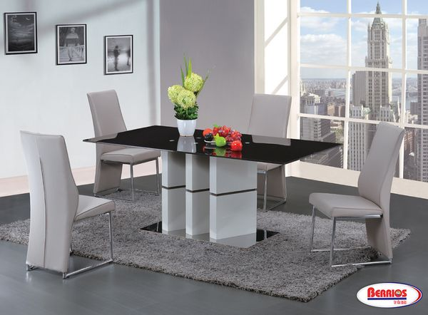 D647 Dining Room Set | New house | Dining room, Dining