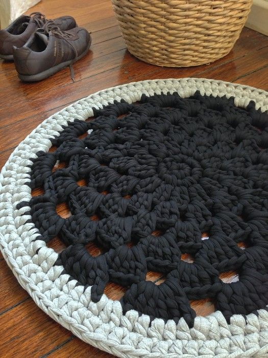 1000+ images about Tarn crochet tarn=t-shirt-yarn on ...