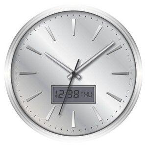 threshold wall clock lcd target