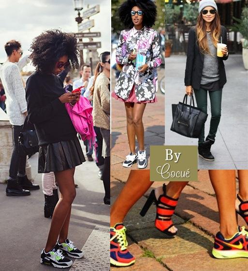 Sneakers trend 2013