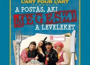 L'art pour l'art Társulat előadása - Rendezvény (pl. kiállítás, mozi, színház) kupon