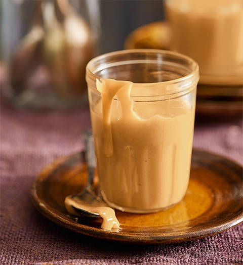Dulce de leche: This rich Spanish-style caramel sauce makes everything better!