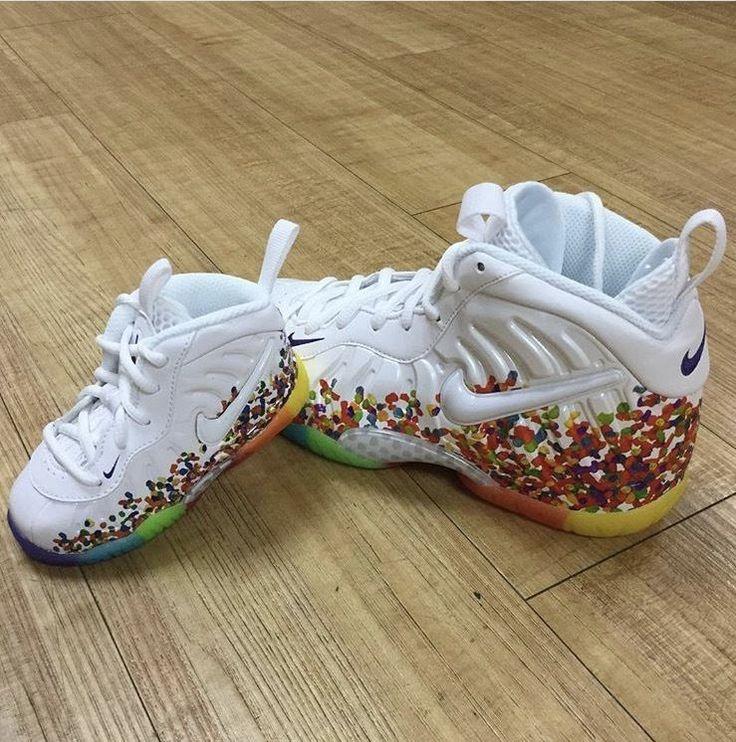 f4fce0c71e0d0 ... NIKE LITTLE POSITE PRO FRUITY PEBBLES CEREAL GRADE SCHOOL SIZE 4Y-7Y   Nike ...
