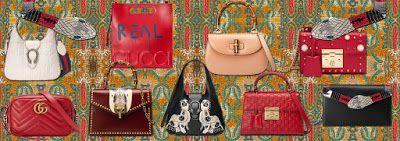 UNIVERSO PARALLELO: Le borse coloratissime per l'estate 2017 di Gucci