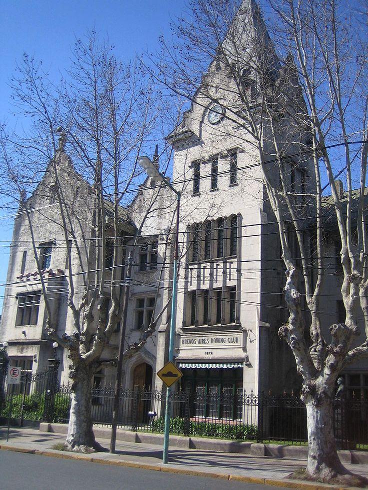 Buenos Aires Rowing Club - El Tigre
