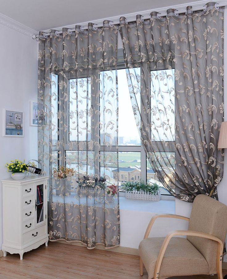 1000 Ideas About Door Window Curtains On Pinterest