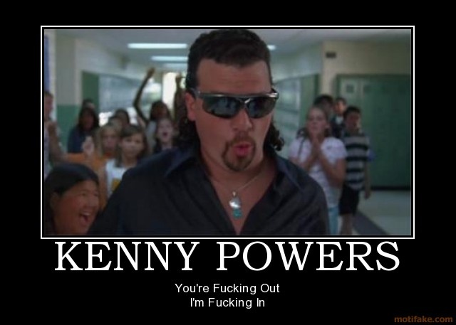 Best Show There Is Eastbound And Down Bahaha Kenny