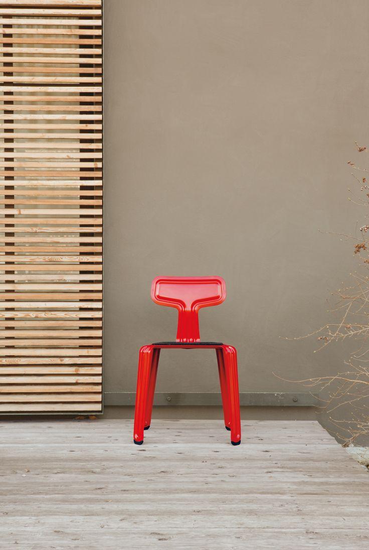 Pressed Chair I Harry Thaler I 2012 I chair I © Jäger & Jäger