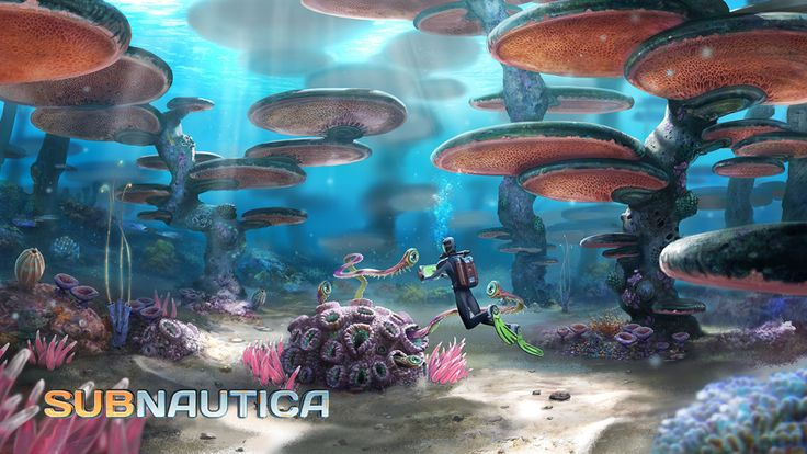 Subnautica - first game I'm gonna get once I've saved up enough for a legitimate gaming pc