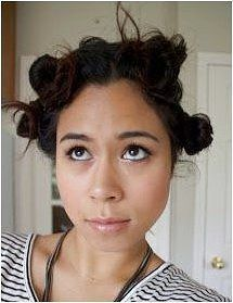 tutorial how to wavy hair no heat curl spray beachy style  click on the image o