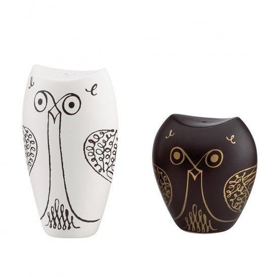Kate Spade Owl Salt & Pepper Shakers