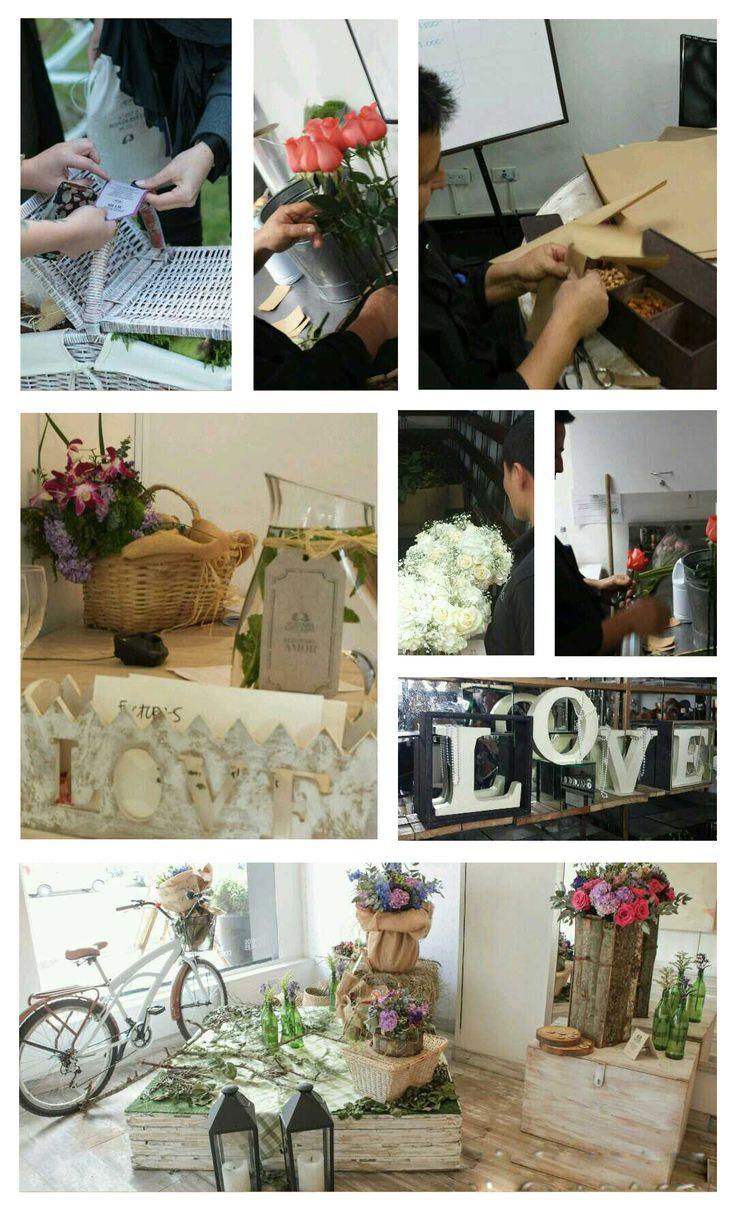 Trabajamos con #amor y dedicación para entregar los mejores  #productos a tiempo. Inspírate junto a nosotros...