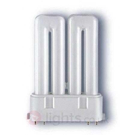 2G10 compact fluorescent bulb Dulux F 36W/840