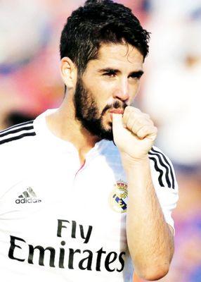 Comprar camiseta ISCO Real Madrid primera 2014-2015