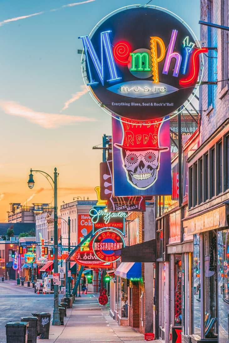11 Very Best Things To Do In Memphis Nashville Trip Tennessee Road Trip Tennessee Travel