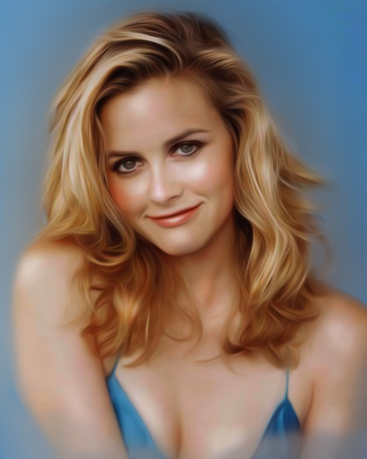 130 Best Alicia Silverstone Images On Pinterest