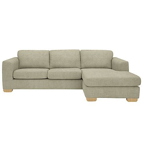 Buy John Lewis Felix RHF Chaise End Sofa Online at johnlewis.com