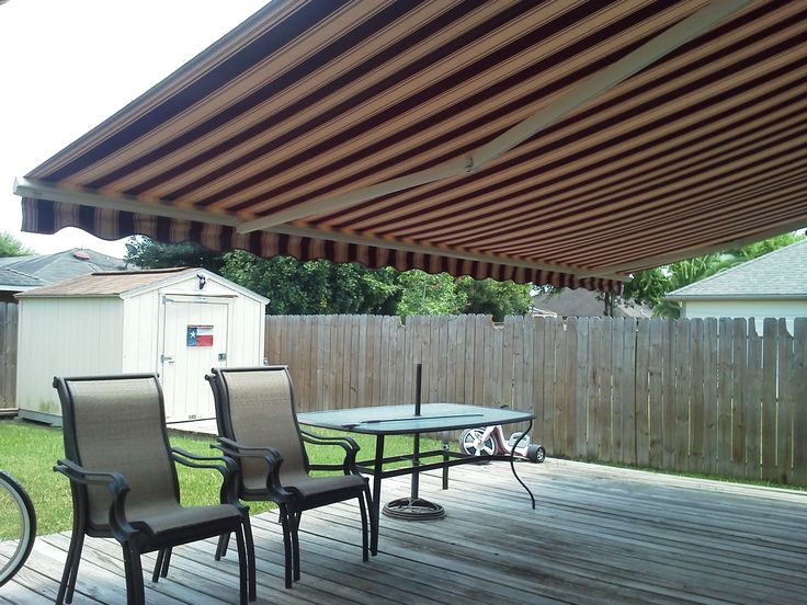 1000 Images About Motorized Sunsetter Retractable Awning