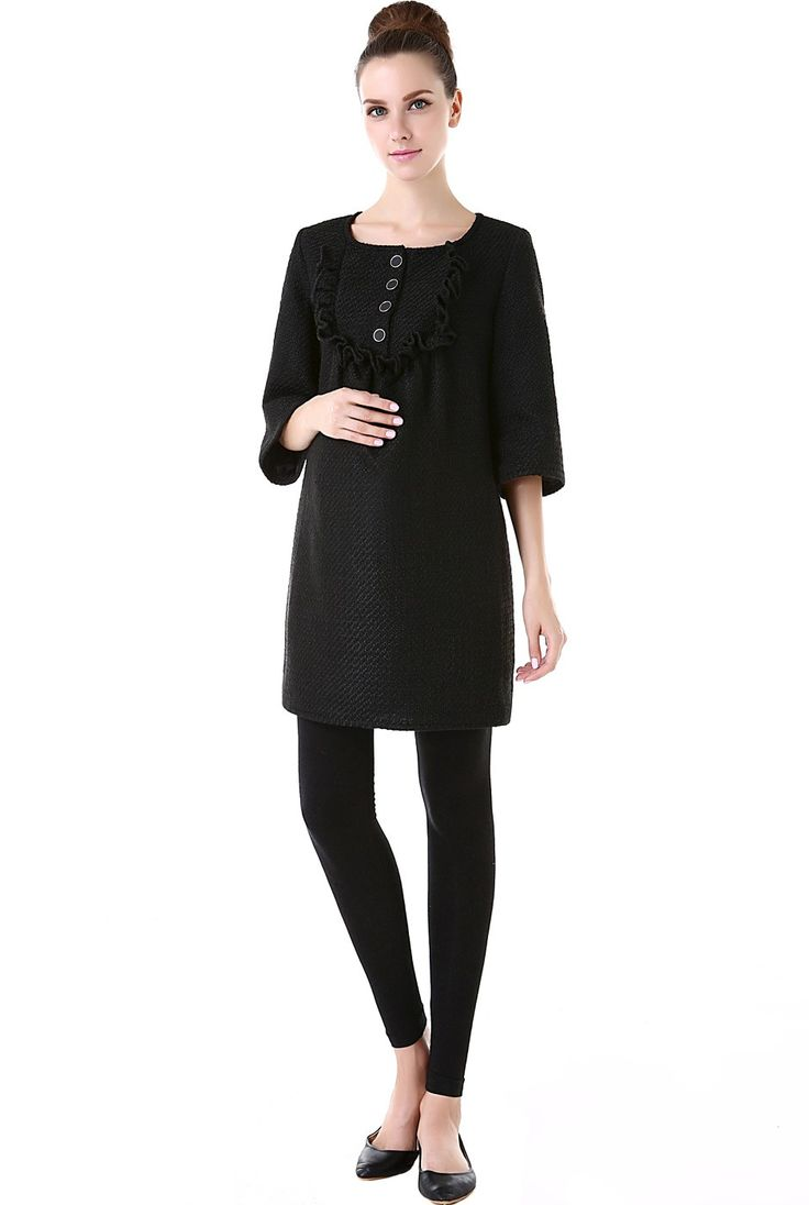 40 best ropa images on pinterest maternity styles maternity momo maternity penelope wool blend tweed bib dress check out this great style for 44 on luxury lane click on the image above to get a coupon code for ombrellifo Image collections