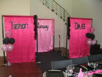 Diva party, runway & stage                                                                                                                                                                                 More