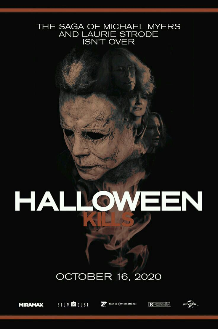 Halloween 2020 New Pics Halloween Kills (2020) in 2020 | Newest horror movies, Upcoming