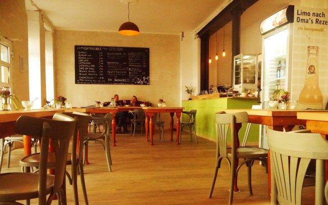 Cafe Bo auf der Luxemburger Straße